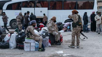 Syrische troepen nemen bijkomend rebellengebied bij Damascus in