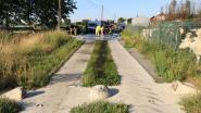 Auto rijdt in op tractorsluis in Omloopdreef, tweede ongeval op week tijd