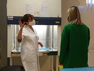 """Militair hospitaal maakt zich klaar voor grote vaccinatiecampagne: """"Straks prikken we 1.000 mensen per dag"""""""