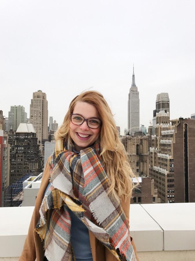 Michelle-Fleur Rijsman in New York.
