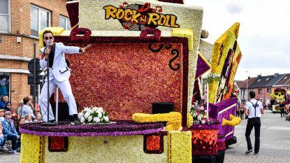 Van Urbanus over Elvis tot Bob Marley: muzikale Bloemencorso met recordaantal bloemenwagens laat bezoekers swingen
