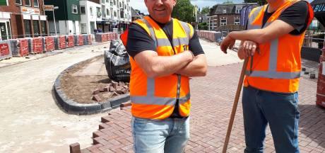 Deel Grotestraat in Nijverdal gaat vrijdag weer open