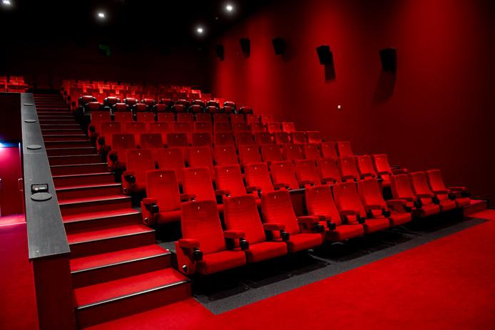 Bij de Vue bioscoop in Apeldoorn hebben ze te maken met annuleringen vanwege het coronavirus.
