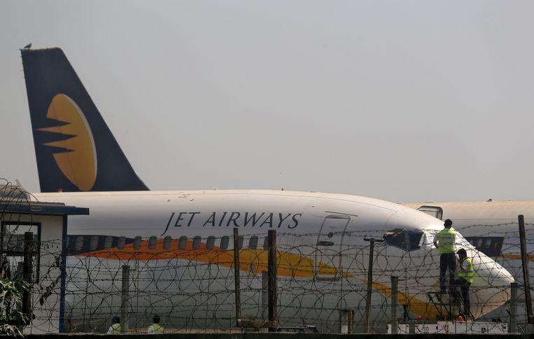 Het Indiase 'Jet Airways' vloog tussen 2007 en 2016 op Brussels Airport.