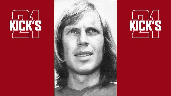 Merkbeeltenis van Kick's 21: het voor FC Twente ontwikkelde merk waar de club vanaf aankomend seizoen in speelt en traint.