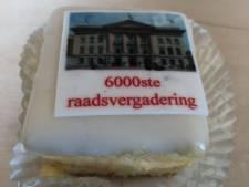 Gemeenteraad Utrecht 'viert' 6000ste vergadering