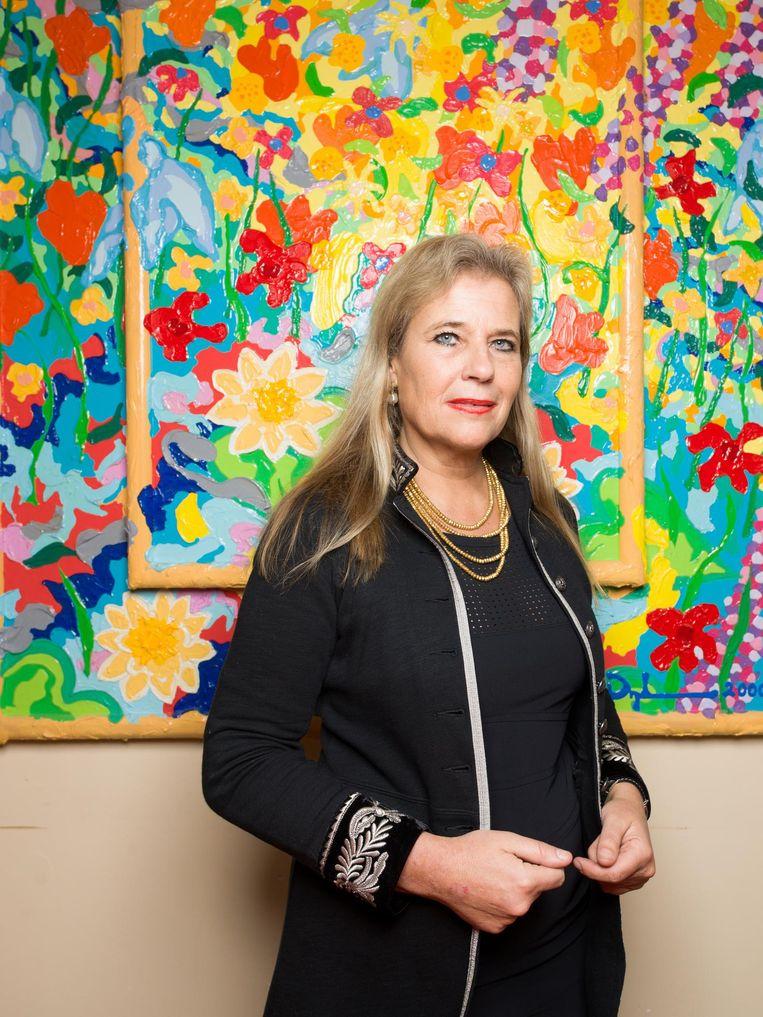 De Kanter strijdt samen met collega en vriendin Pauline Dekker al jaren tegen de tabaksindustrie Beeld Ivo van der Bent