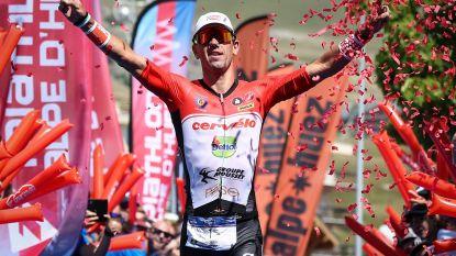 Van Lierde wint op Alpe d'Huez, Belgen zorgen voor knappe collectieve prestatie in loodzware triatlon
