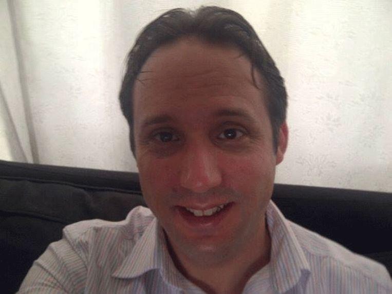 Marco Zannoni van het Instituut voor Veiligheids- en Crisismanagement. Beeld Facebook