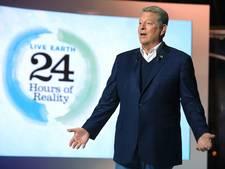 Al Gore past documentaire aan na Trumpbesluit