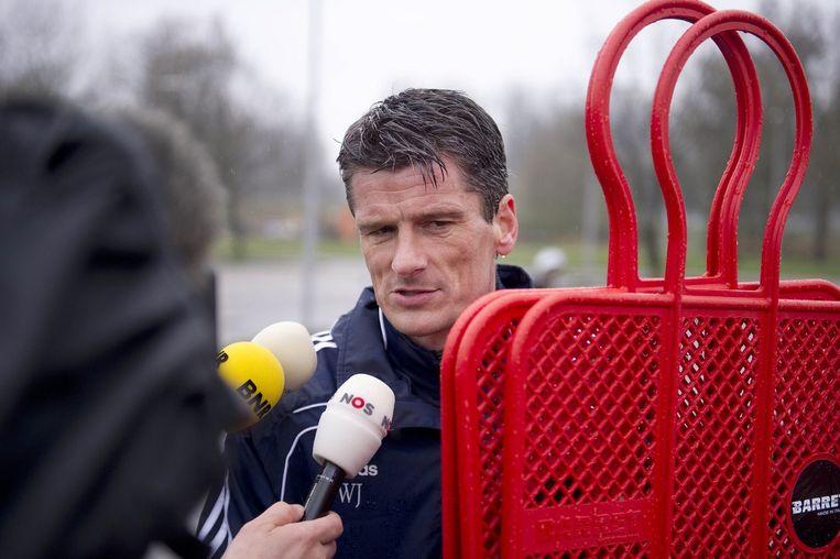 Wim Jonk. Beeld anp