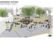 Plannen voor 's-Gravenhof uitgesteld, toch koopt Zutphen alvast parkeerruimte bij voormalig ROC-pand