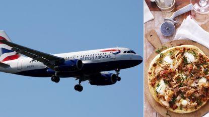 """Nieuw statussymbool:""""Rijke Nigerianen bestellen pizza in Londen en laten maaltijd overvliegen"""""""