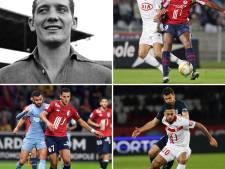 Deze zeven Nederlanders speelden bij Lille