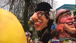 Ondanks commotie zijn er ook dit jaar verwijzingen naar Joodse karikaturen in carnavalsstoet Aalst