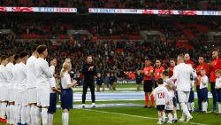Erehaag op Wembley voor afscheidnemende Rooney die ploegmaat absolute parel ziet scoren
