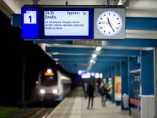 Boos om laatste trein uit Enschede: te gek voor woorden