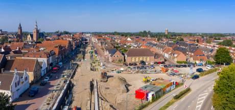 Circa 60 claims voor schade aan panden rond Zevenbergs haventracé: 'Zorgen om afhandeling'