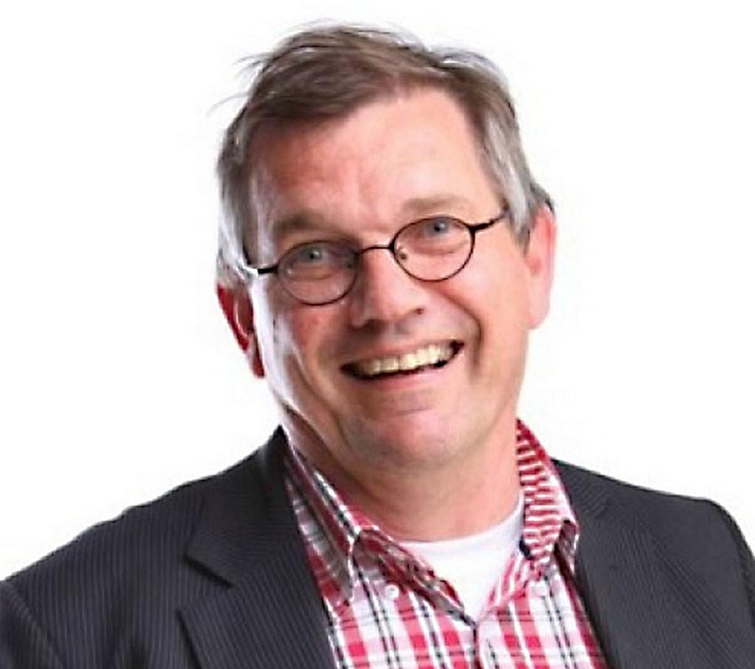 Joop Wikkerink.