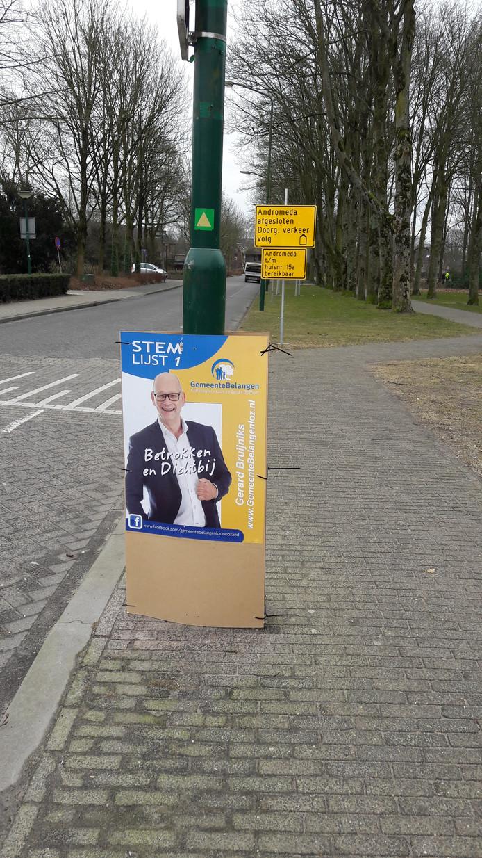 GemeenteBelangen won de verkiezingen in Loon op Zand.