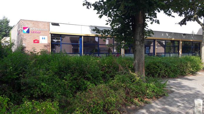 In de voormalige basisschool Lavoor in Roosendaal wordt De Rietgoor ondergebracht.