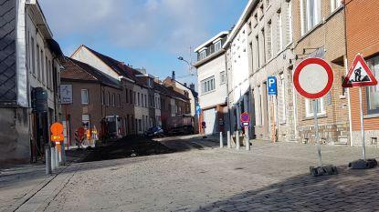 Zuster Bernardastraat afgesloten voor nieuwe asfaltlaag