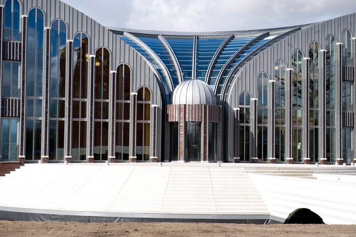 Het gebouw van Reggefiber in Rijssen.