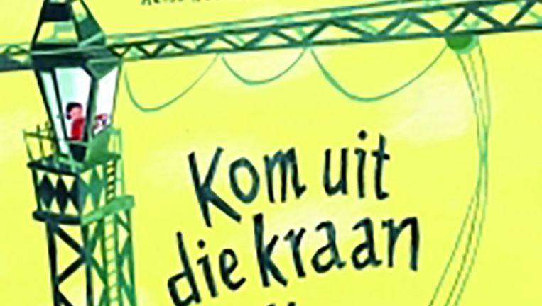 Eén van de winnende kinderboeken: Kom uit die kraan. Beeld lemniscaat.nl
