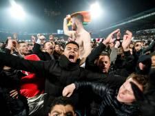 KNVB start vooronderzoek naar veldbestorming fans Willem II