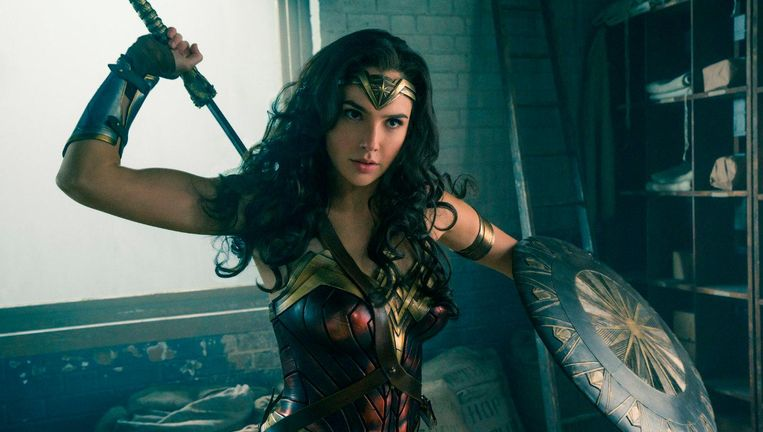 Gal Gadot vertolkte Wonder Woman in Batman v Superman. Op Imagine wordt vooruitgekeken op Wonder Womans eerste soloavontuur Beeld Warner Bros