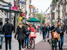 Winkelverkopen stijgen met bijna 10 procent