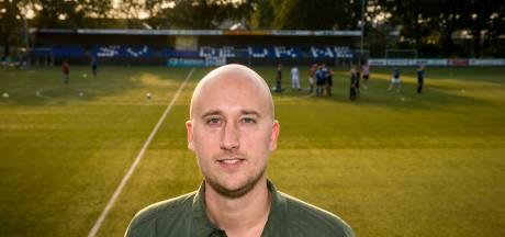 Verbeek speelt veertien seizoenen bij Deurne: 'Ik voel me steeds sterker'