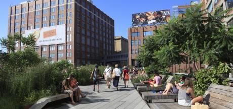 Antwerpen krijgt 'Kaailine' naar het voorbeeld van de New Yorkse Highline