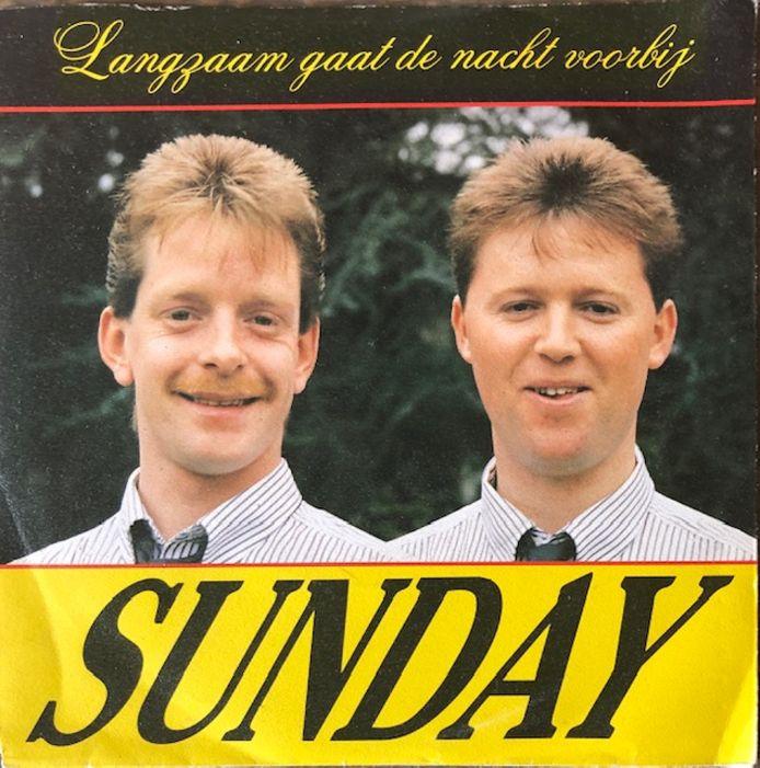 Duo Sunday, bijna 40 jaar muziek gemaakt.