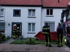 Schilders maken fout met afplakken rookgasafvoeren in Vlijmen, te hoge concentratie koolmonoxide in ketels