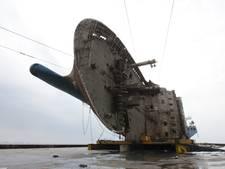 Mogelijk menselijke resten gevonden bij berging rampboot Sewol