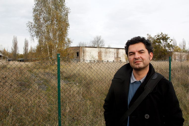 Ali Ghandtschi Beeld Arno Haijtema