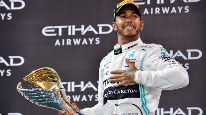 Lewis Hamilton vraagt Mercedes om auto's zonder dierlijke materialen