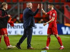 Jans trots na punt tegen PSV: 'Onze beste wedstrijd tot nu toe'