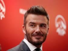 UEFA Award voor 'voetbalicoon' Beckham