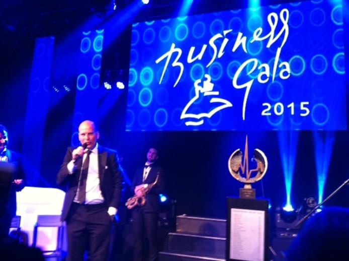 Het Business Gala Oss in 2015