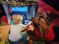 Op expeditie in LUX tijdens kinderfilmfestival Cinekid