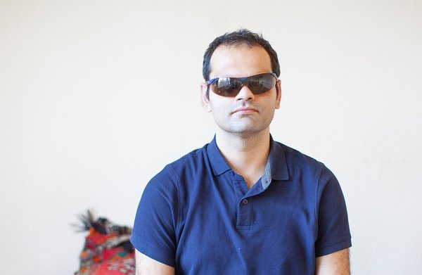 De blinde Iraanse Ahmad mag niet in Nederland blijven, want hij is 'niet homo genoeg'