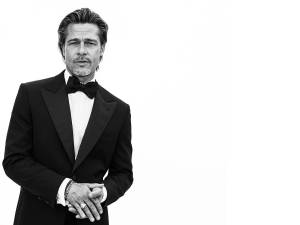 Brad Pitt crée sa propre ligne de costumes