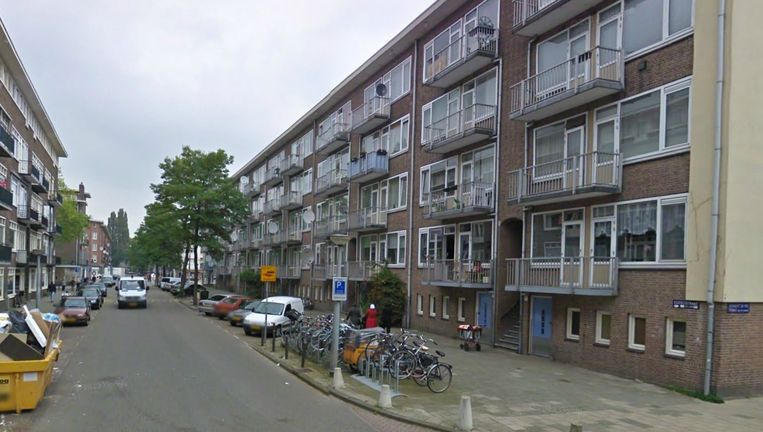 De Egidiusstraat Beeld Google Maps