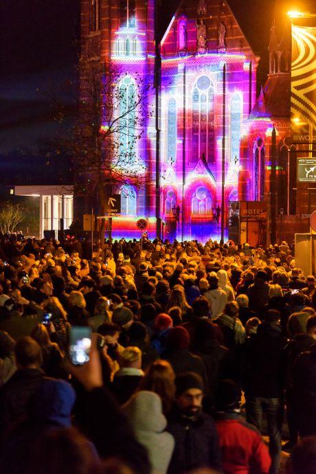 Verlekkerd mijmeren bij hoogtepunten Glow - toen het lichtfestival wél door kon gaan
