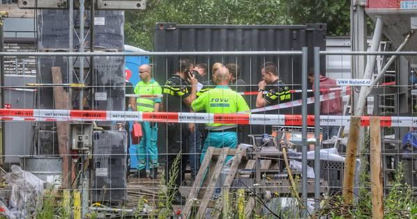 Bouwvakker gewond bij ongeval op bouwplaats in Zeist.