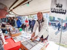 Elpees, boeken en gordijnen: Roosendaal even een snoepwinkel voor Beatles-freaks