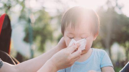 Heeft het zin om een verkouden kind medicatie te geven?