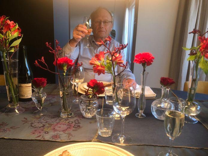 Burgemeester Jan Boelhouwer viert donderdag 26 maart thuis, met zijn vrouw, het afscheid van de gemeente Gilze en Rijen. Een grote afscheidsbijeenkomst die avond kon vanwege coronavirus niet doorgaan. Maar hij blijft toch nog wat langer.